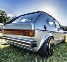 VW GOLF MK1 Rabbit, GTI, VR6 Heackblende ..super Rare!