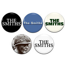 5x The Smiths Band Indie 25mm / 1 Inch D Pin Button Badges