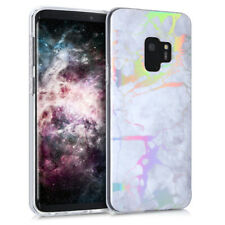 TPU Silicone Crystal Case for Samsung Galaxy S9 with IMD
