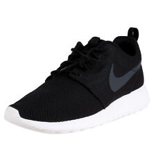 8bc74618a3a7 Nike Men s Roshe One Running shoes 511881-010 Black Sail Anthracite