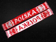 Polska  szalik Poland scarf.Promo  world cup 2018 !!