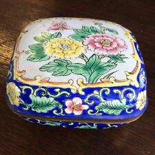 Box Antique Chinese Porcelain