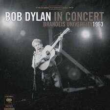 Bob Dylan In Concert: brandeis University 1963 - Bob Dylan CD EPIC