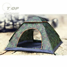Fully Automatic Instant Pop up Tent Waterproof UV Outdoor Camping Mosquito Net