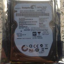 """Seagate 1 TB ST1000LM014 5400 RPM 8GB SSD Hybrid 2.5"""" SATA6.0G/s Hard Drive"""