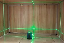 LETER 360°12 Line All metal electronic leveling CCL360GG green laser level