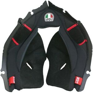 AGV Cheek Pads For Pista Gp RR - Motorcycle Helmet Accessories Replacement Part