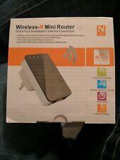 Wireless N Mini Router