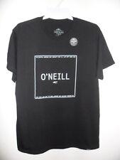 """Oneill Men's S/S T-Shirt """"TM"""" BLK - Medium - NWT"""