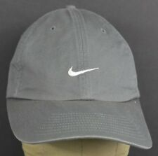 Green Grayish Nike Brand Swoosh Embroidered baseball hat cap Adjustable Strap