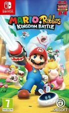 Mario + Rabbids Reino batalla por Nintendo Switch-Reino Unido Grado A +