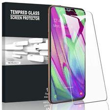 PELLICOLA VETRO TEMPERATO per SAMSUNG A40 A 40 PROTEGGI SCHERMO DISPLAY LCD