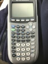 TI-84 Plus Graphing Calculator Texas Instruments TI84+ Graphic Silver Edition