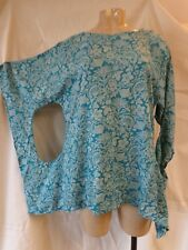 TUNIQUE ORIGINALE , IMPRIME , COTON ,TU /  ORIGINAL TUNIC , PRINTED , ONE SIZE