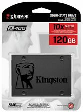 Kingston A400 120GB SATA3 6Gb/s SA400S37/120G 7mm Solid State Drive SSD