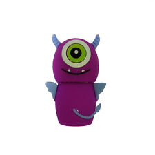 I TOTAL pennetta USB monster violeta 8 GB