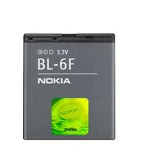 Battery replacement Nokia BL-6F for Nokia N78, N79, N95 8 GB bulk
