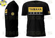 Yamaha 60th Anniversary Motorcycle Tee Shirt Men Size S-5Xl Gear Parts Bike