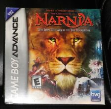 NEW Chronicles of Narnia The Lion Witch and Wardrobe Game Boy Advance Gameboy