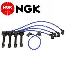 NGK Spark Plug Ignition Wire Set For Honda Prelude 2.0L 2.1L 1990-1991