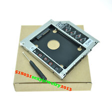 2nd HDD Caddy Tray SATA to SATA 3.0 SSD 7mm 9.5xmm Hard Disk Driver for Mac Pro