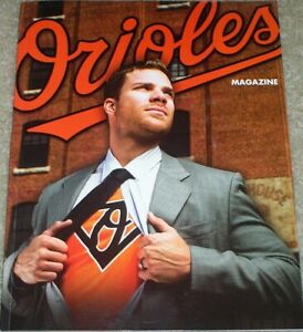 2013 BALTIMORE ORIOLES MAGAZINE YEARBOOK STYLE MINT CONDITION