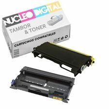 Pack Toner y Tambor  compatible  NON OEm para Brother TN-2000 DR-2000