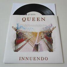 "QUEEN : Innuendo 7"" UK Vinyl Single 1991 Parlophone Record"