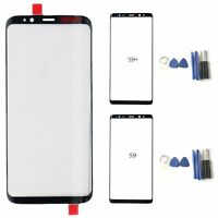 Front Outer Lens Glass Touch Screen Cover + Tool For Samsung Galaxy S9/S9 Plus