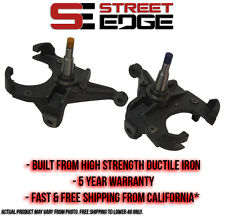 "Street Edge 73-87 Chevy/GMC C10 2WD with 1.25"" Rotor 3"" Drop Spindles"