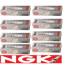 NGK Iridium Spark Plugs Holden Commodore VZ VE V8 SS L76 L77 IZTR5B11 x8