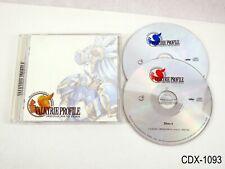 Valkyrie Profile Original Soundtrack Music 2 CD OST PS1 Japan Import US Seller