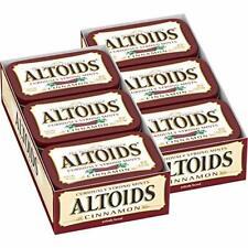 Altoids Cinnamon Mints, 1.76 ounce 12 ct