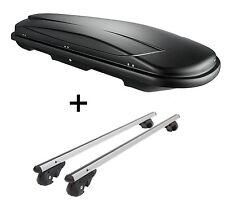 Caja de techo vdpjuxt600l + barandilla aluminio-portador vdp004l CHRYSLER JEEP