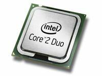 Processeur Intel Core 2 Duo E7500 Socket 775 2.933GHz SLGTE 2 coeurs 3 MB cache