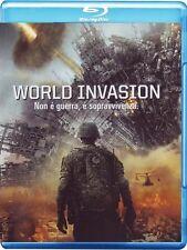 Blu Ray • World Invasion Non è Guerra è sopravvivenza AARON ECKHART ITALIANO