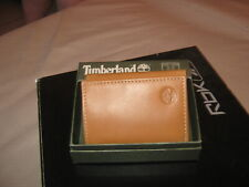 Timberland wallet light brown new