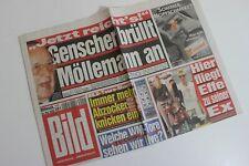 BILDzeitung 29.05.2002 Mai 29.5.2002 Geschenk 16. 17. 18. 19. Geburtstag