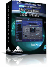 310 Omnisphere VST Soundbanks + 33000 Individual Patches Ultimate Collection