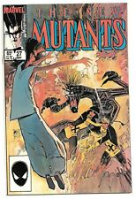 The New Mutants #27 (May 1985, Marvel)