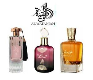 Al Wataniah Perfumes Sabah al Ward Durrat al Aroos Special Oud EDP Spray Perfume