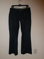 JOE'S JEANS AIMEE HIGHER RISE WIDE LEG FLARE STRETCH JEANS SIZE 31