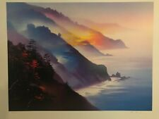 Title Unknown ~ Thomas Loung ~ Signed Serigraph 19/275