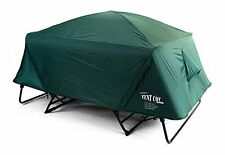 Kamp-Rite Tent Cot Double Rainfly Green Cover Only (Cot not included)