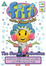 FIFI AND THE FLOWERTOTS SNOWY COLLECTION - DVD - REGION 2 UK