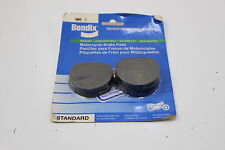 BENDIX HONDA FRONT BRAKE PADS. PART # MA 1