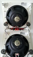 Fostex SH-2510 Wall-Mount PA Pair of Speakers Made in Japan