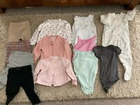 Bundle of Baby Girls Clothes from Next, Zara, Gap ...  Size 6-9 months