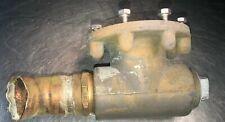 Genuine Original Hobart Crs86 Commercial Dishwasher Drain Valve Body Pn 107164