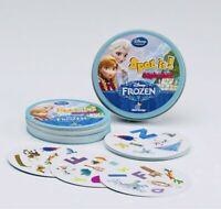 Frozen Spot It--Family Card Gam, Brand New, Free Shipping From USA